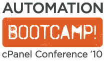 cPanel Automation Bootcamp